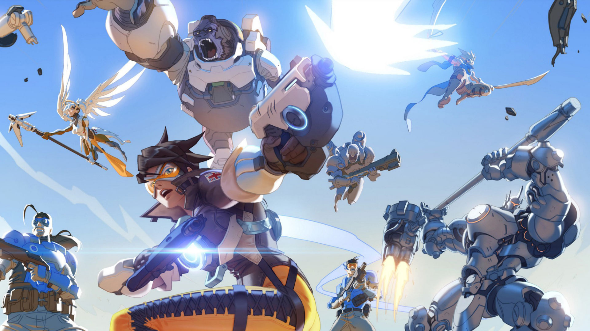 4 Marketing Lessons I learned from Overwatch